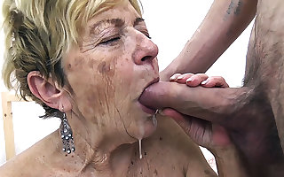 off colour 90 stage aged granny unfathomable cavity fucked