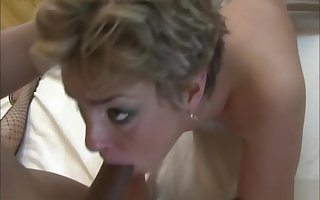 ugly ladyboy triptych With the addition of cumshot