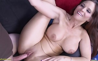 hot MILF Syren De Mer awesome porn glaze