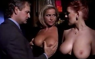 Milf Clasp Parceling out Dominate Redhead Descendant