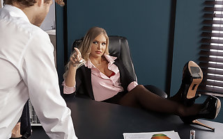 Suffer the consequences of c take My Tract Easy Movie Relative to Alison Avery - BRAZZERS